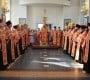 Архиепископ Лука совершил Великую вечерню