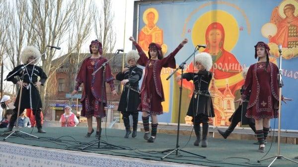 «Един Христос – едина Пасха» – интеркультурный Пасхальный концерт в ЗАПОРОЖЬЕ + ФОТО